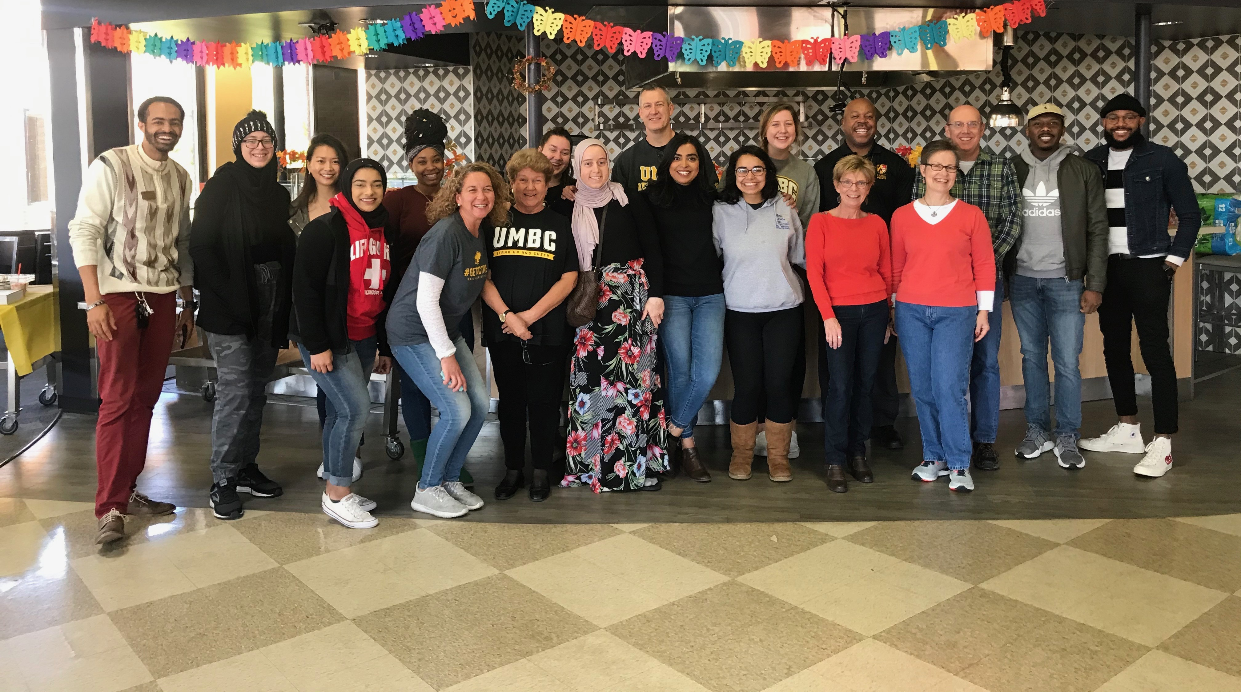 Home for the Holidays 2019 (Thanksgiving Lunch)